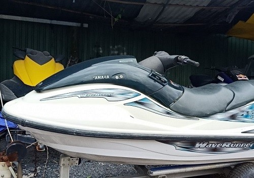 YAMAHA 1200 WIND SPEED