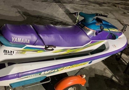 YAMAHA 760 PURPLE